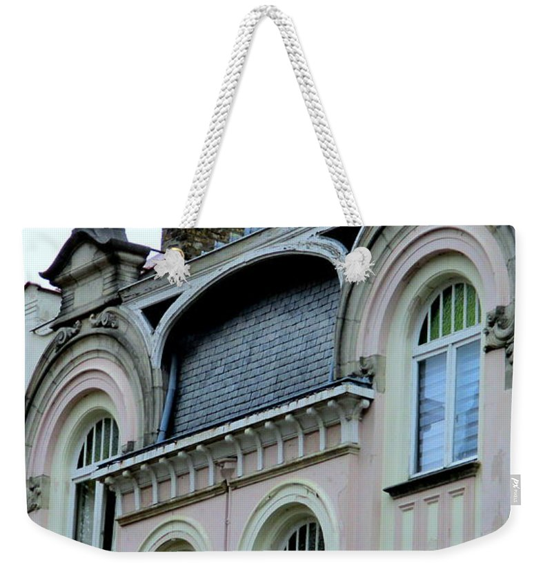Bruges Weekender Tote Bag featuring the photograph Bruges 6 by Randall Weidner