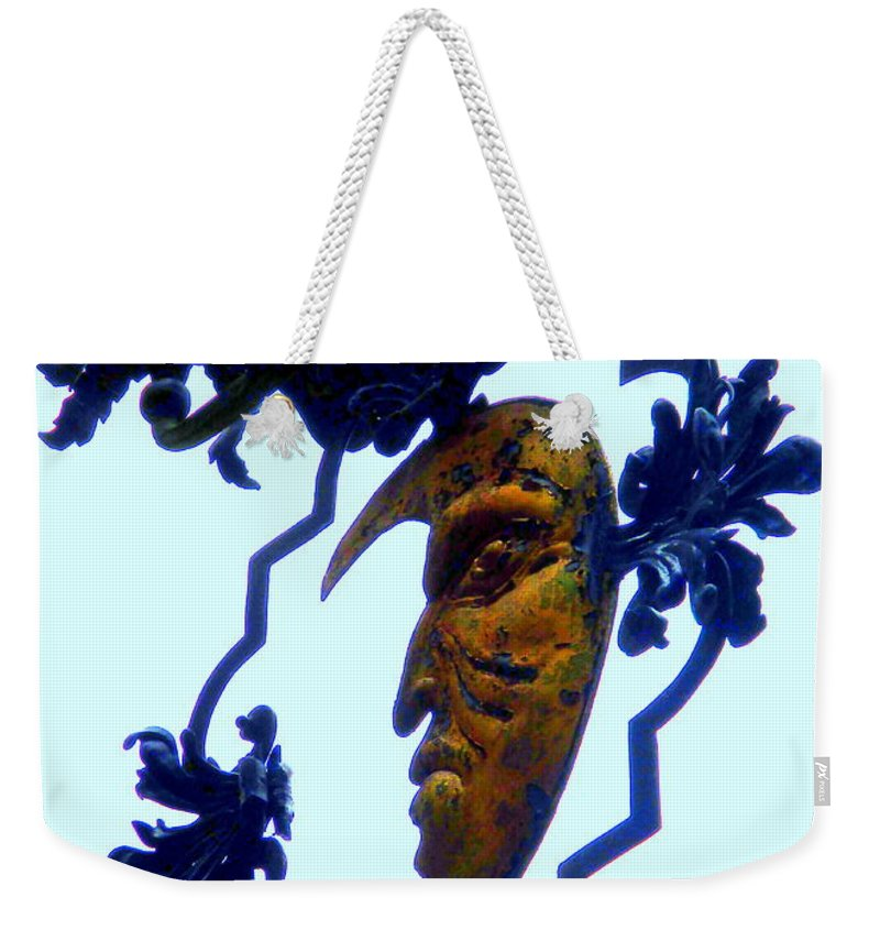 Bruges Weekender Tote Bag featuring the photograph Bruges Detail 8 by Randall Weidner