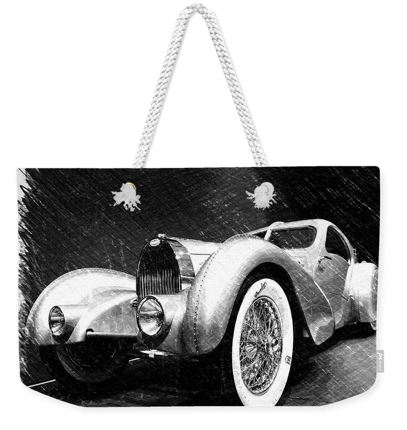 Dick Goodman Weekender Tote Bags