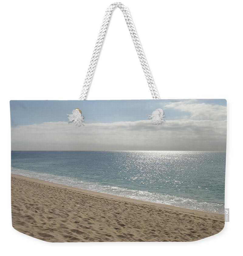 Cabo Weekender Tote Bag featuring the photograph Cabo Beach by Ivy Brown