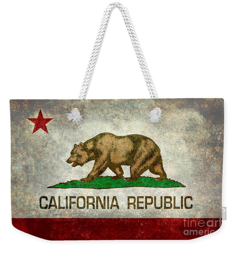 Brown Bear Weekender Tote Bags
