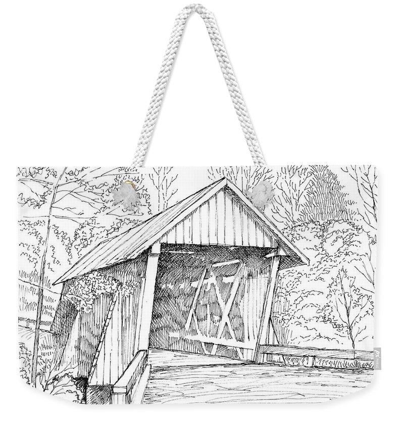South Weekender Tote Bags