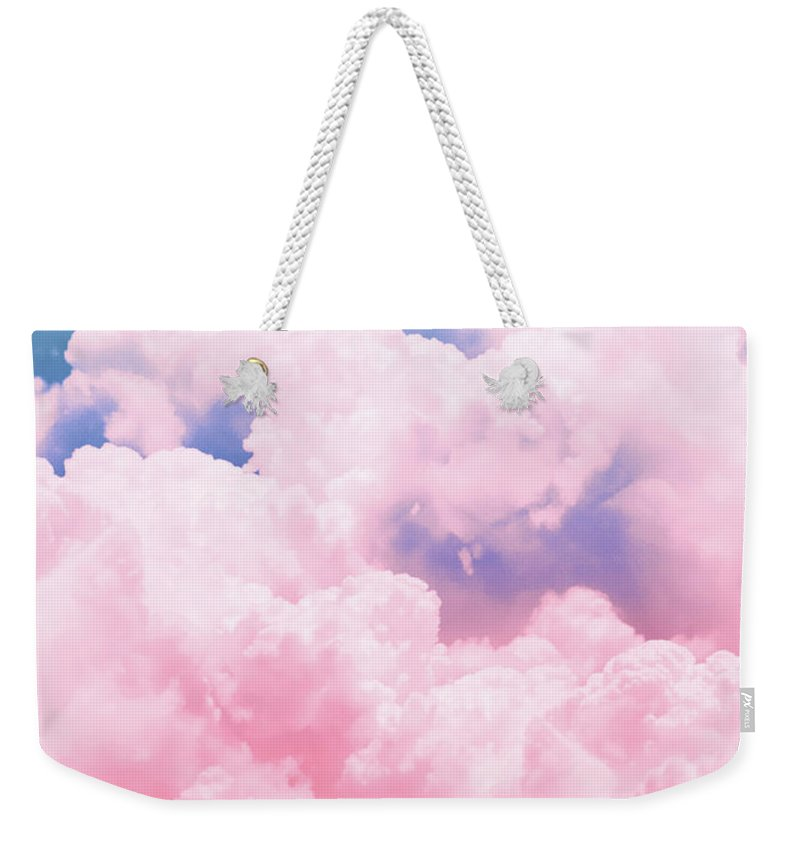 Candy Weekender Tote Bags