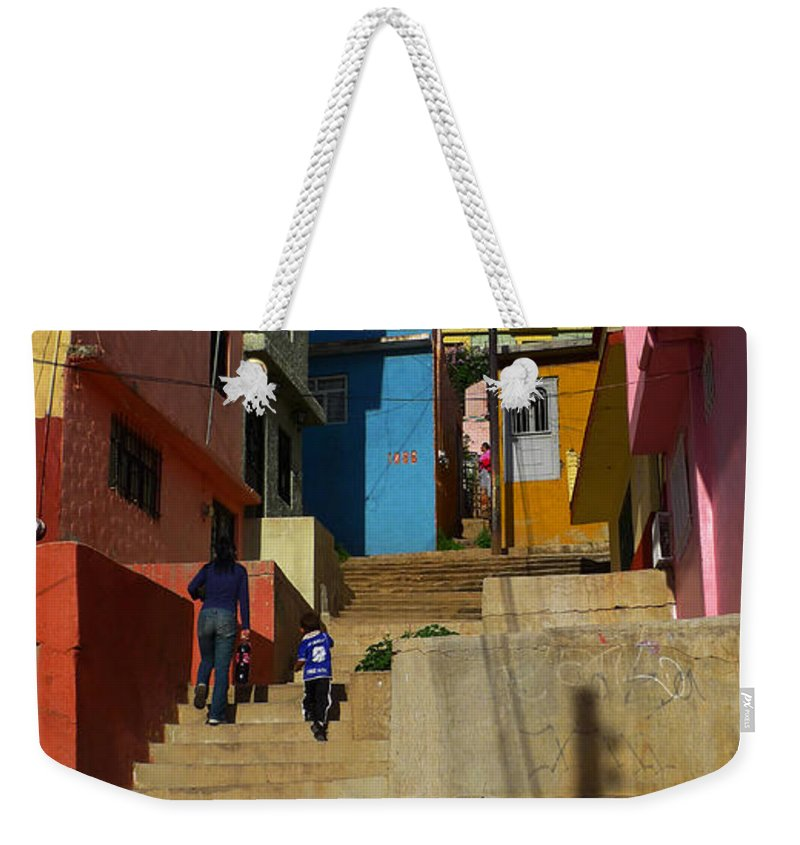 Skip Hunt Weekender Tote Bag featuring the photograph Candyland by Skip Hunt