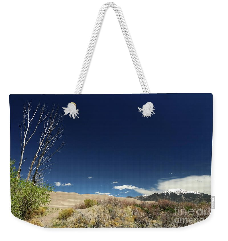 Dunes Weekender Tote Bag featuring the photograph Can't Help Falling In Love by Christiane Schulze Art And Photography