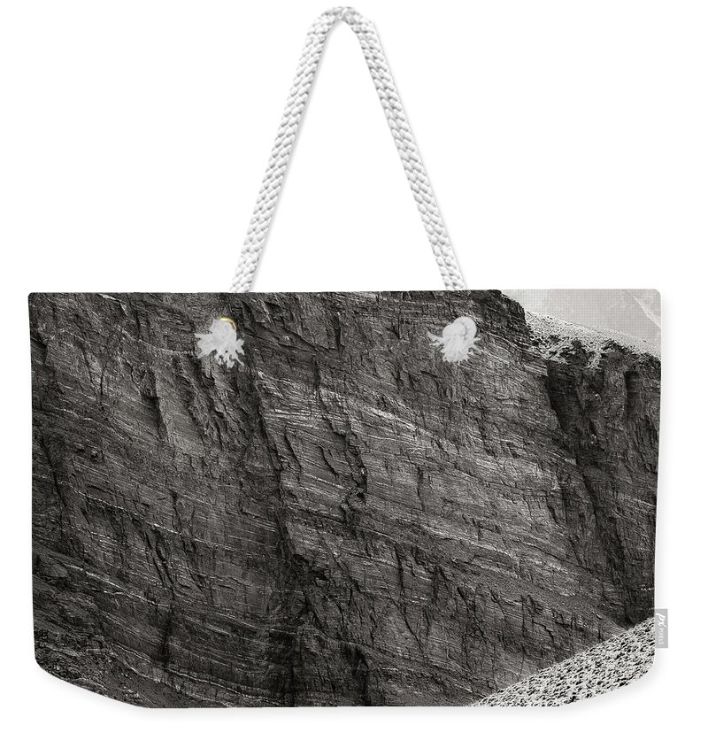 Alone Weekender Tote Bag featuring the photograph Canyon Nishgar by Konstantin Dikovsky