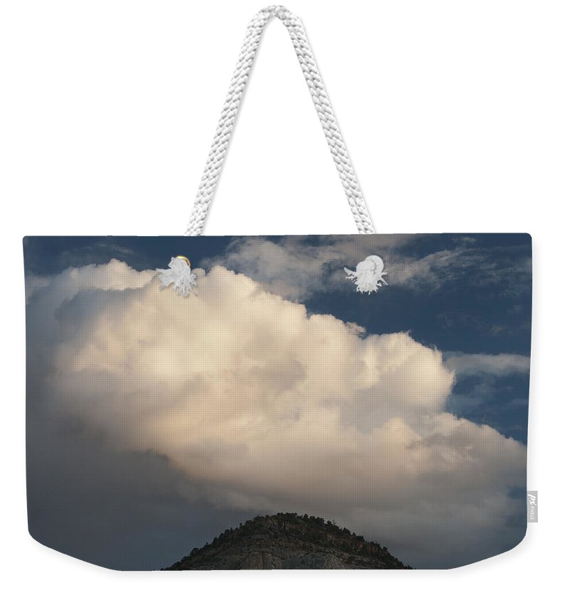 Canyon Weekender Tote Bag featuring the photograph Capitol Reef 9639 by Bob Neiman