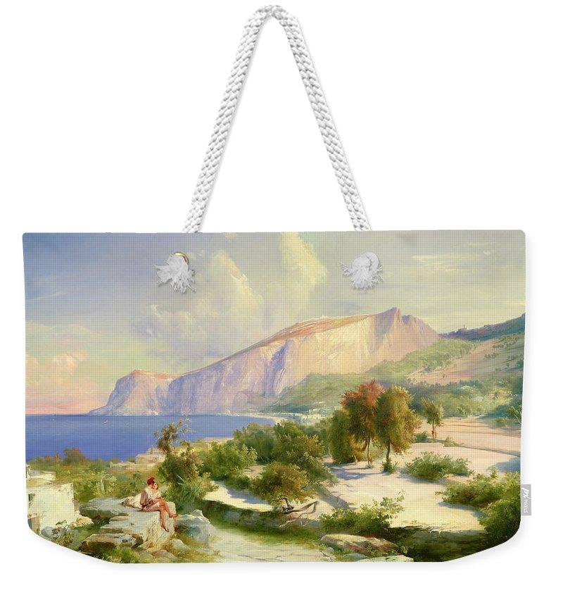 Marina Grande Weekender Tote Bags