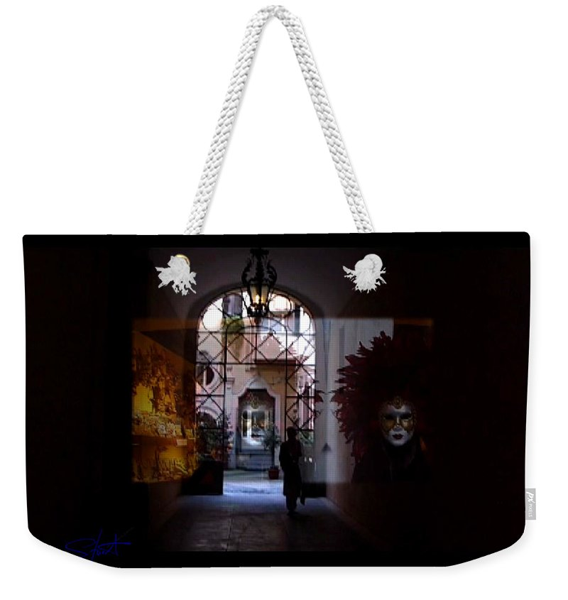 Dream Weekender Tote Bag featuring the photograph Carnival by Charles Stuart