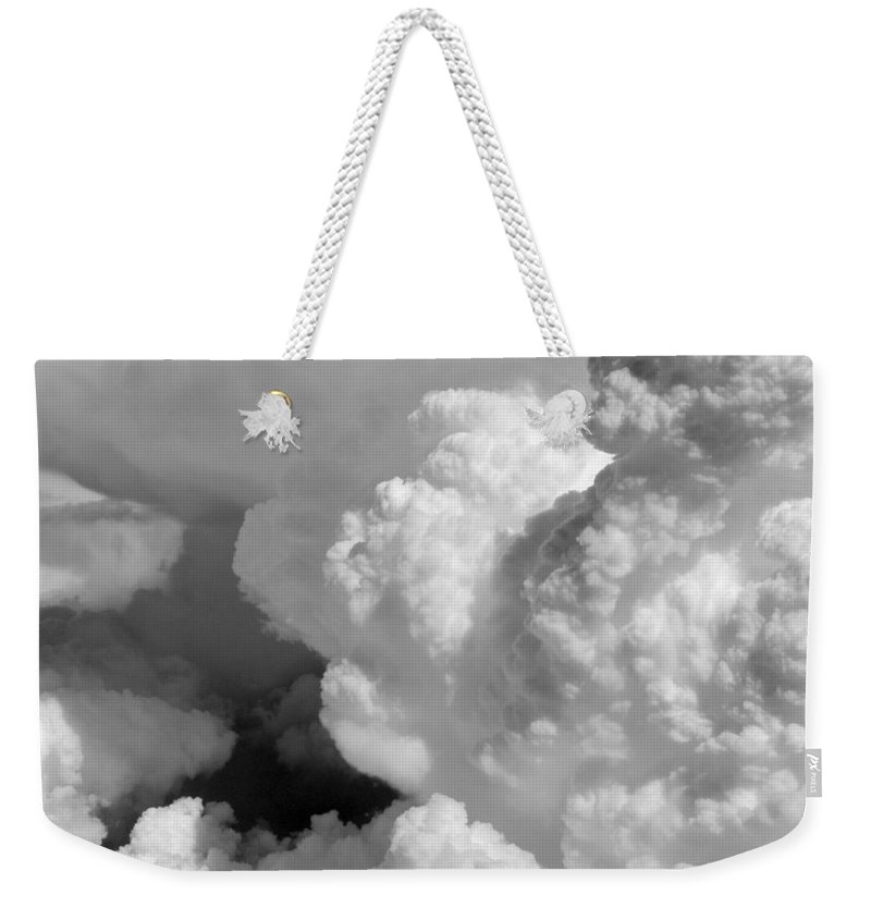 Cloud Art Weekender Tote Bag featuring the photograph Cb1.38 by Strato ThreeSIXTYFive