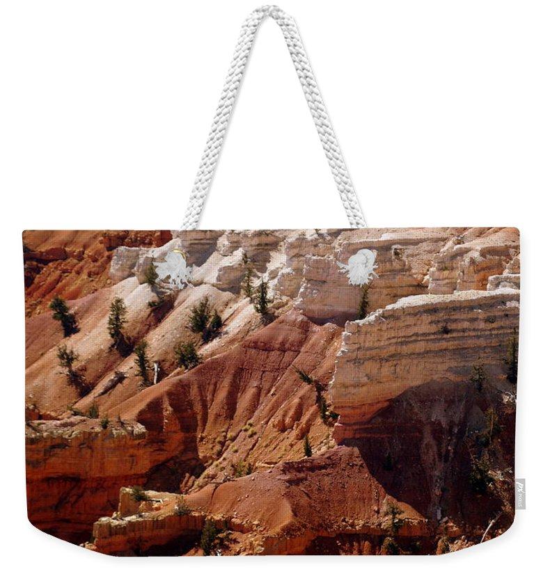Cedar Breaks Weekender Tote Bag featuring the photograph Cedar Breaks 5 by Marty Koch