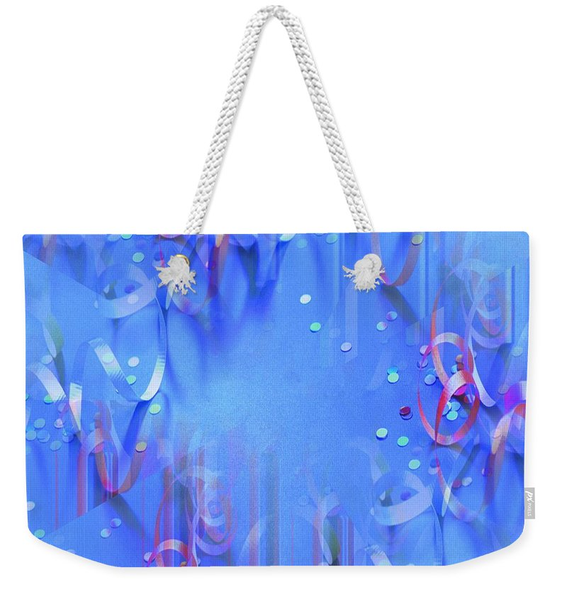 Celebrate Weekender Tote Bag featuring the photograph Celebrate by Tim Allen