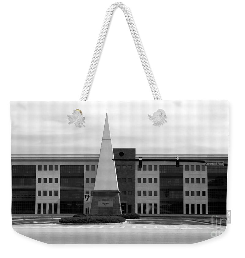 Celebration Place Weekender Tote Bag featuring the photograph Celebration Place by David Lee Thompson