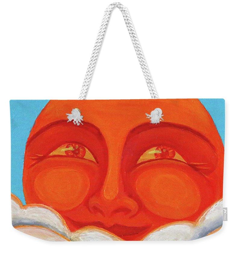 Celestial 2016 #1 Weekender Tote Bag