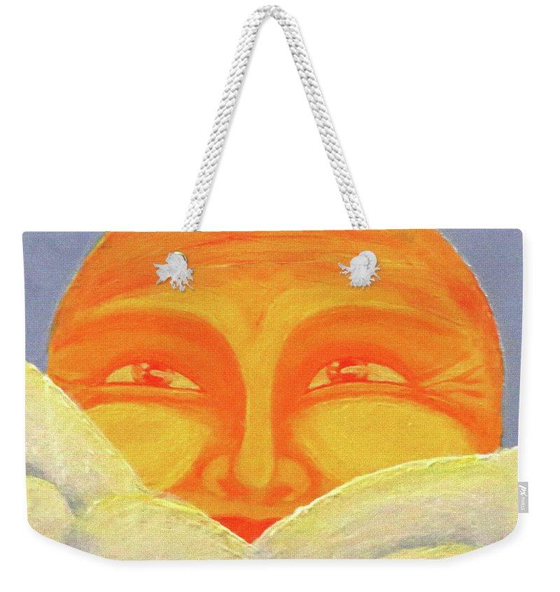 Celestial 2016 #2 Weekender Tote Bag