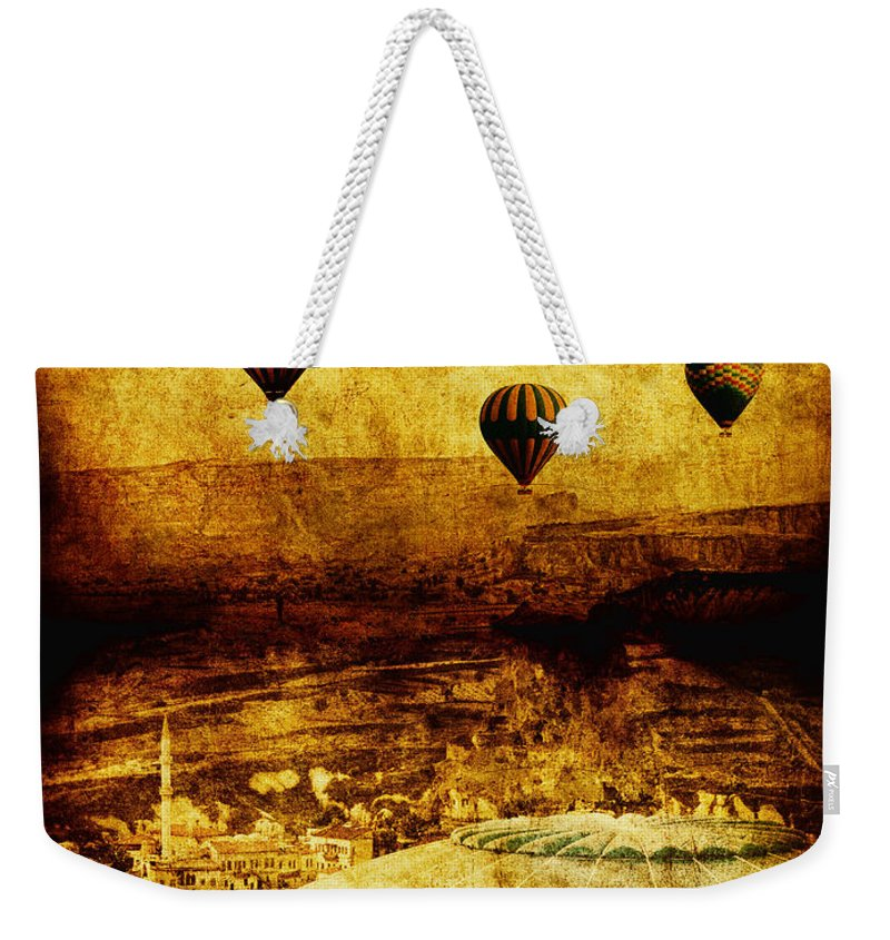 Andrew Photographs Weekender Tote Bags