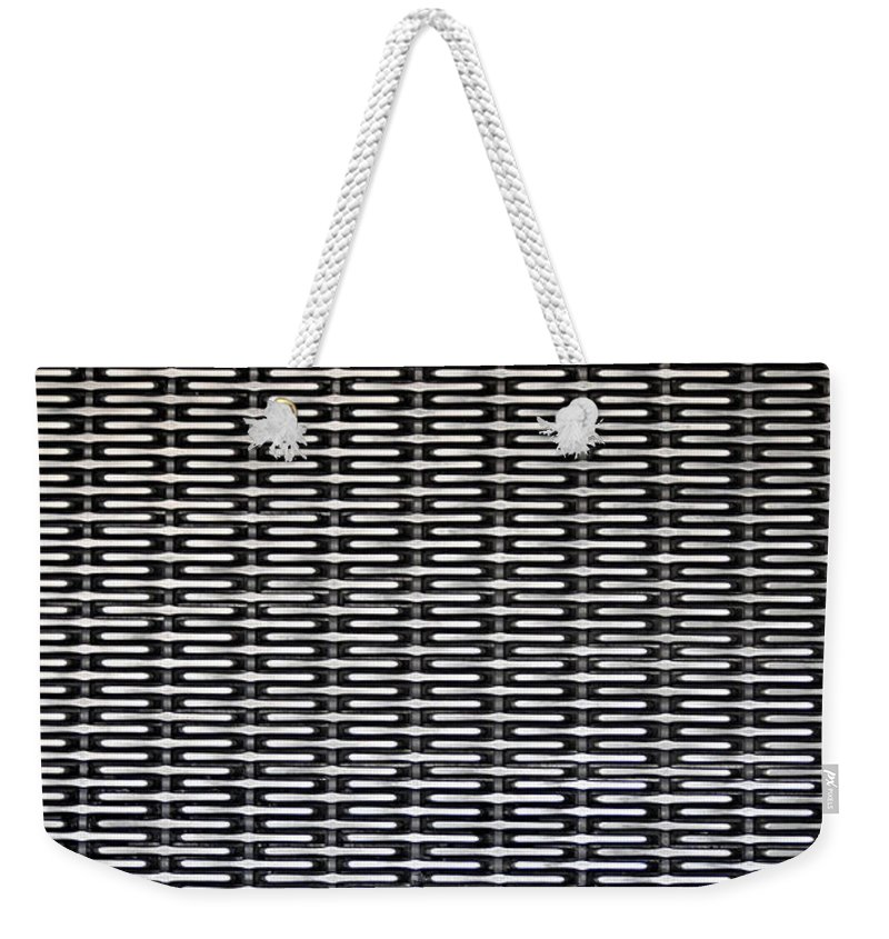 Clay Weekender Tote Bag featuring the photograph Chain by Clayton Bruster