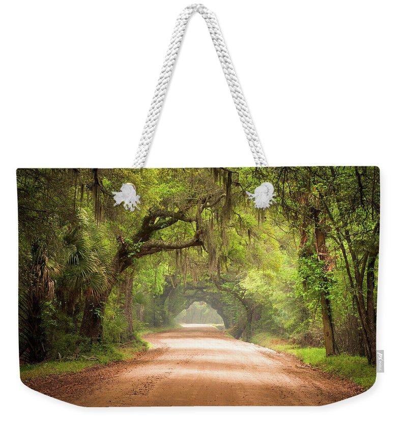 Southern Plantation Weekender Tote Bags