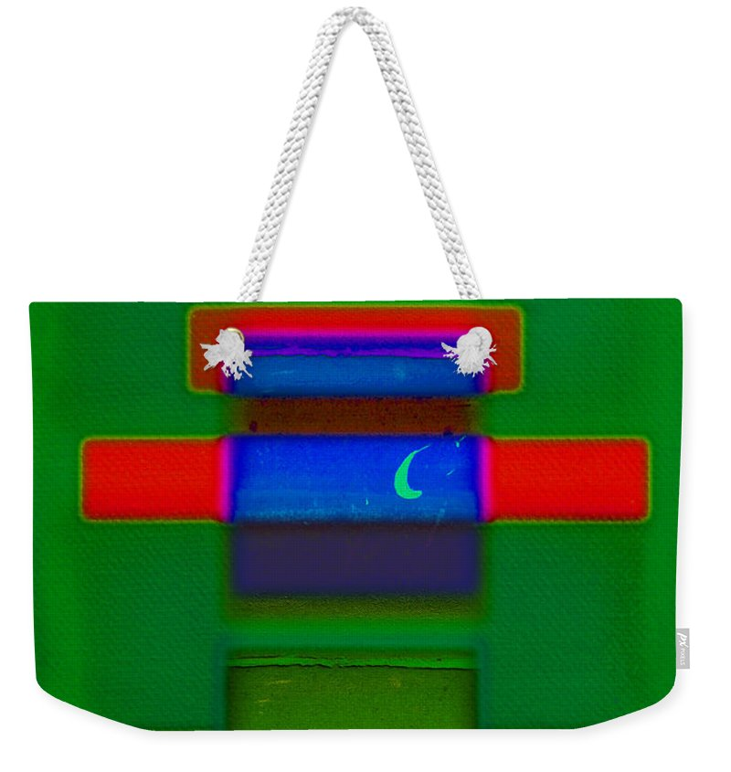 Rothko Weekender Tote Bag featuring the painting Christmas by Charles Stuart