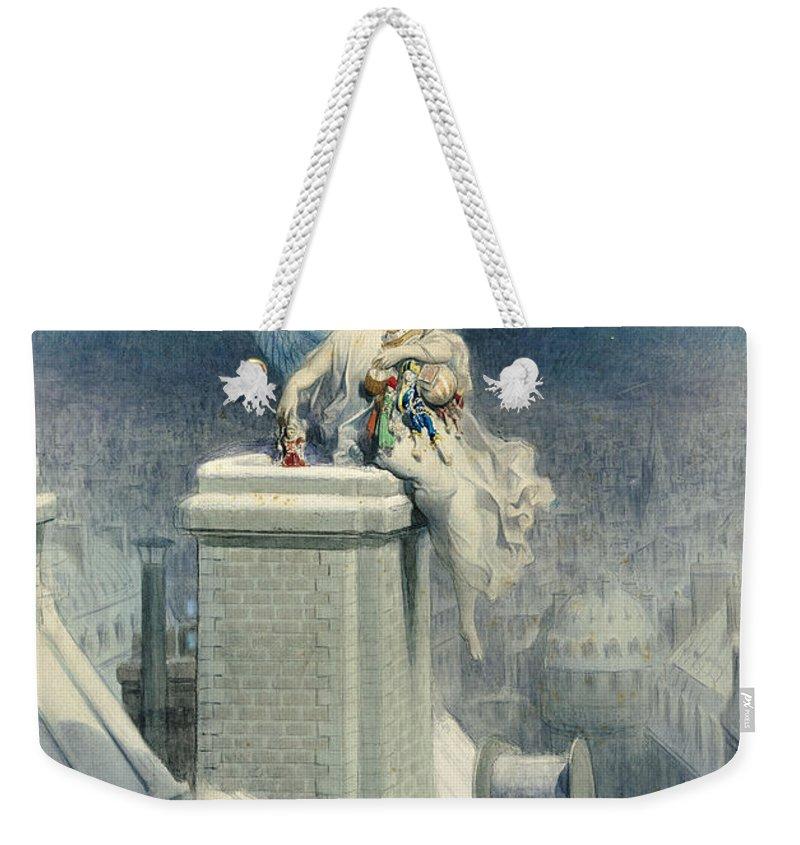 Eve Weekender Tote Bags