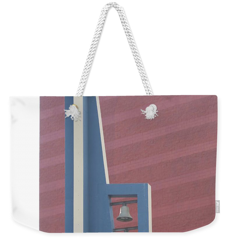 Bells Weekender Tote Bag featuring the photograph Church Bells by Rob Hans