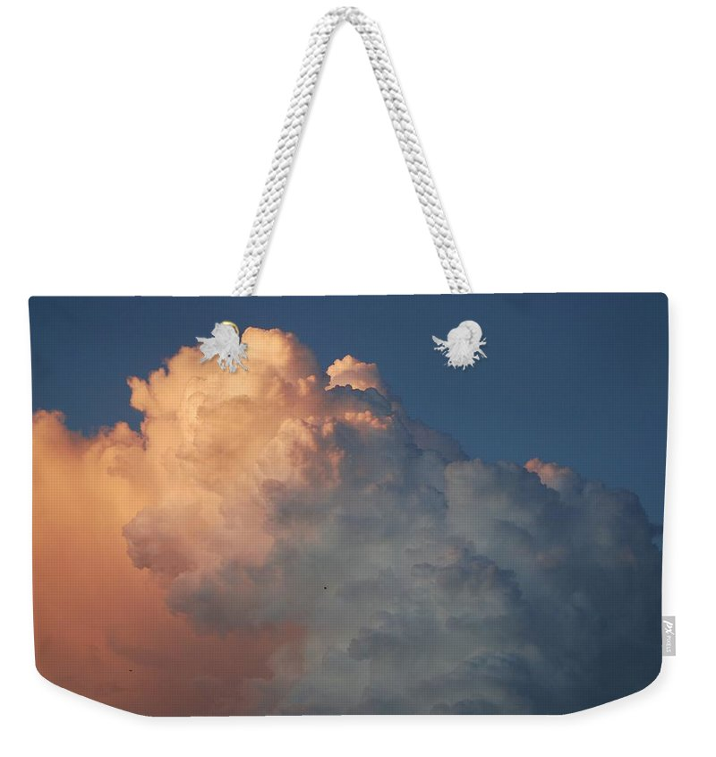 Clouds Weekender Tote Bag featuring the photograph Clouds Are Always Greener by Rob Hans
