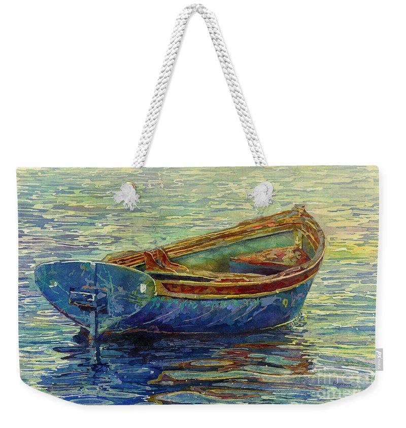 Marina Weekender Tote Bags