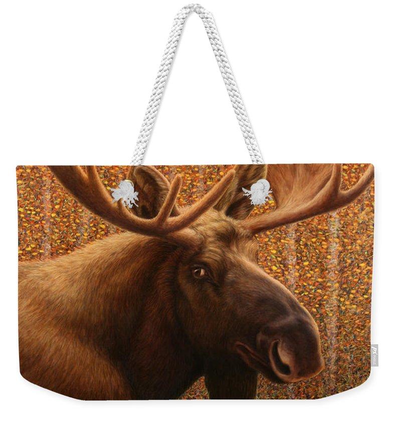 Colorado Wildlife Weekender Tote Bags