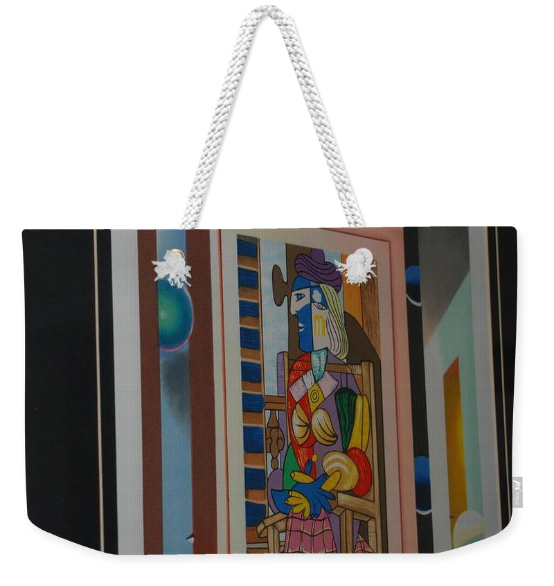 Colors Weekender Tote Bag featuring the photograph Colors by Rob Hans