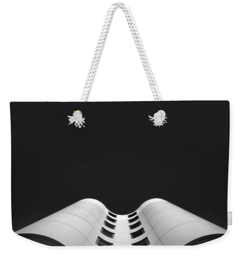 Modern Architecture Weekender Tote Bags