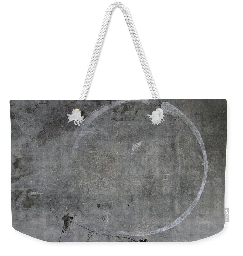 Concrete Weekender Tote Bag featuring the photograph Concrete by Noa Peled