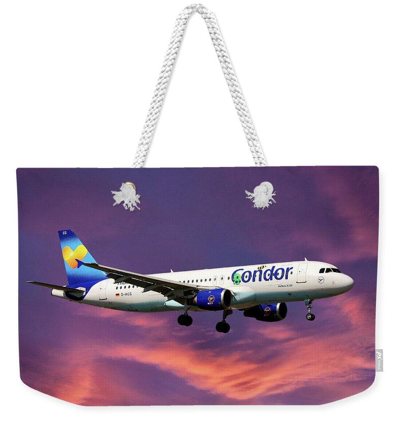 Condor Weekender Tote Bags