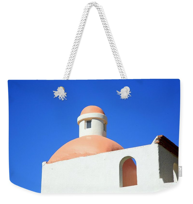 Building Weekender Tote Bag featuring the photograph Conejos by J R Seymour