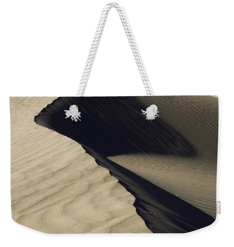 Contours Photographs Weekender Tote Bags