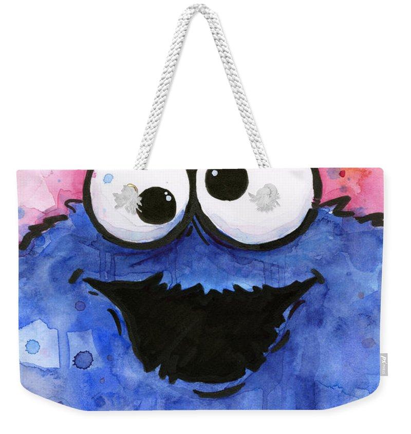Cookie Weekender Tote Bags