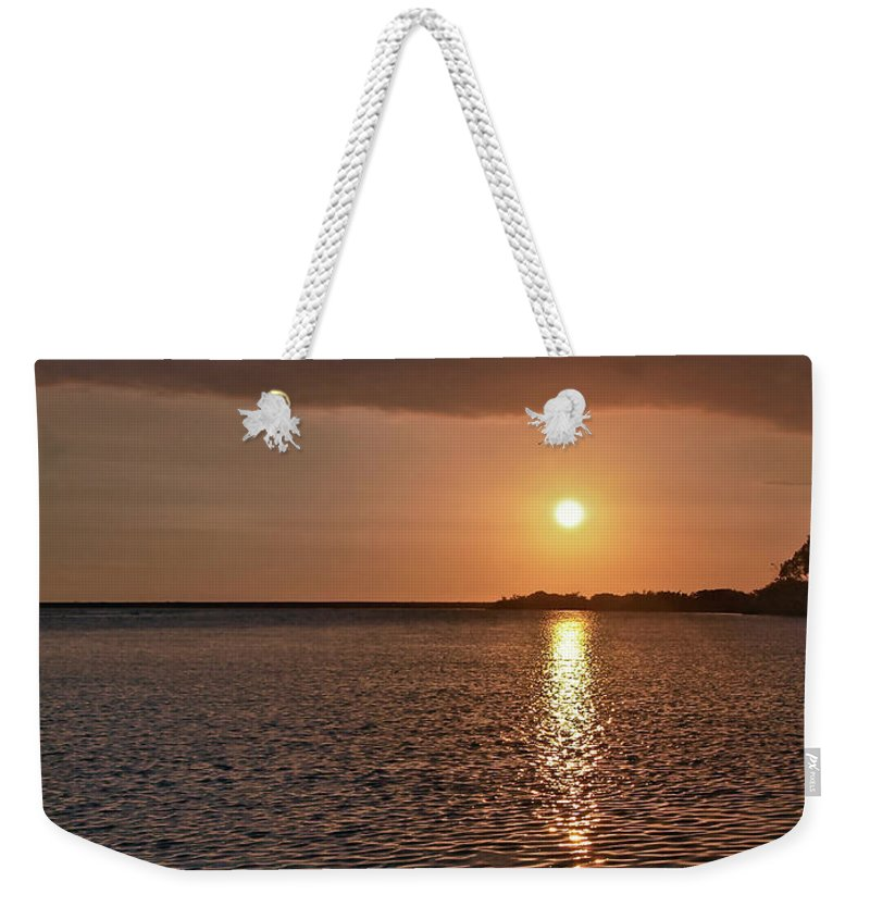 Central America Weekender Tote Bag featuring the photograph Costa Rica 050 by Howard Stapleton
