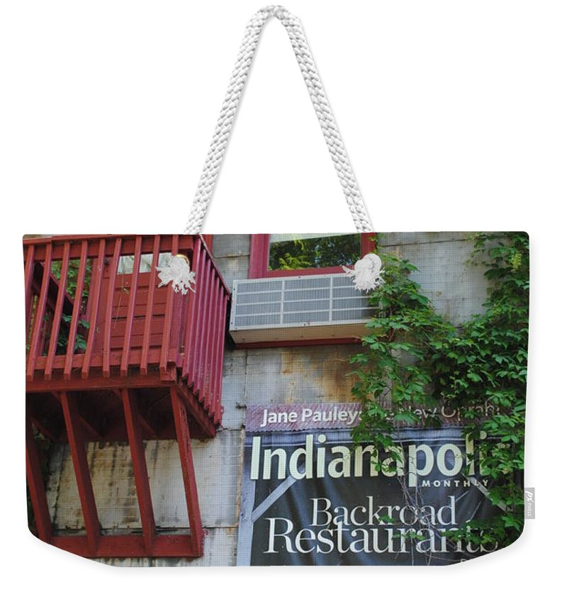 Story Weekender Tote Bag featuring the photograph Country Goods by Jost Houk