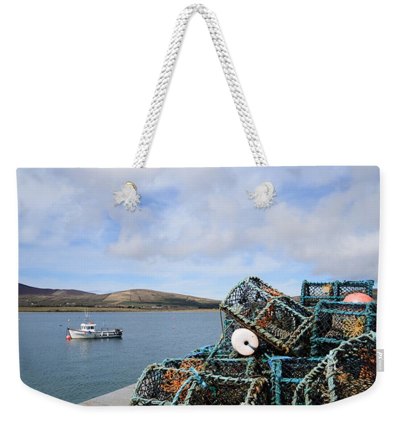 Cuan Weekender Tote Bag featuring the photograph Cuan by Smart Aviation
