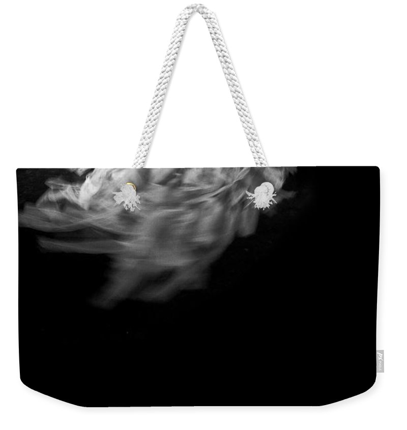 Dance Weekender Tote Bag featuring the photograph Dance - Embrace by Scott Sawyer