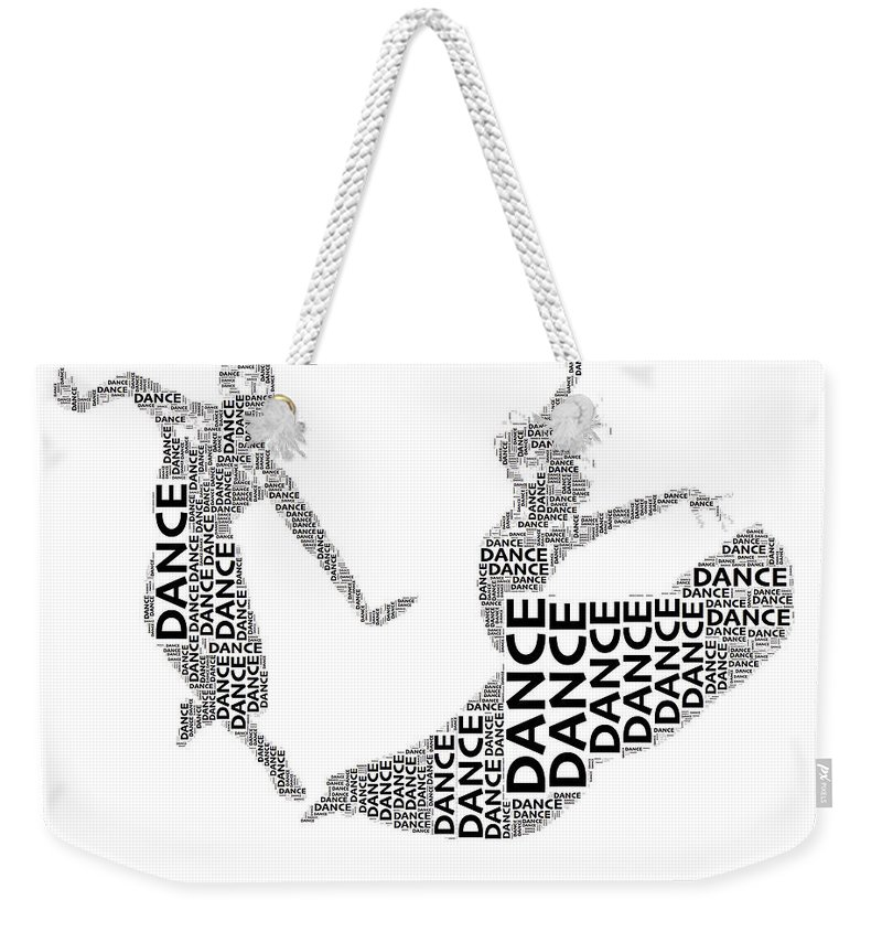 Alicegipsonphotographs Weekender Tote Bag featuring the photograph Dance Beauty by Alice Gipson