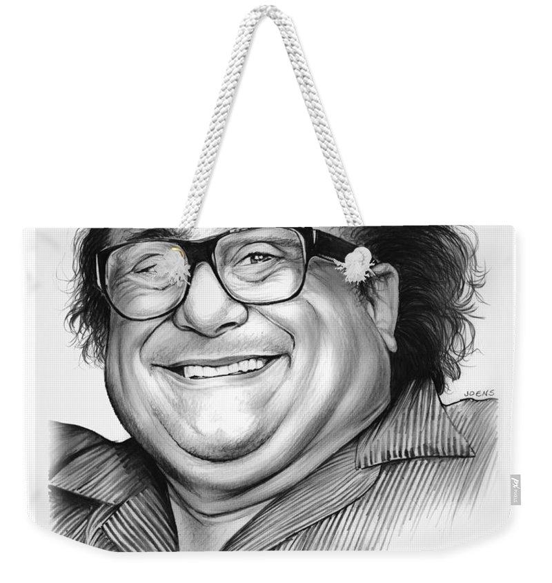 Actor Weekender Tote Bags