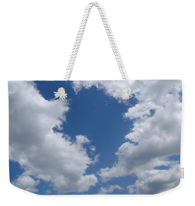 Blue Weekender Tote Bag featuring the photograph Day Dreamer by JAMART Photography