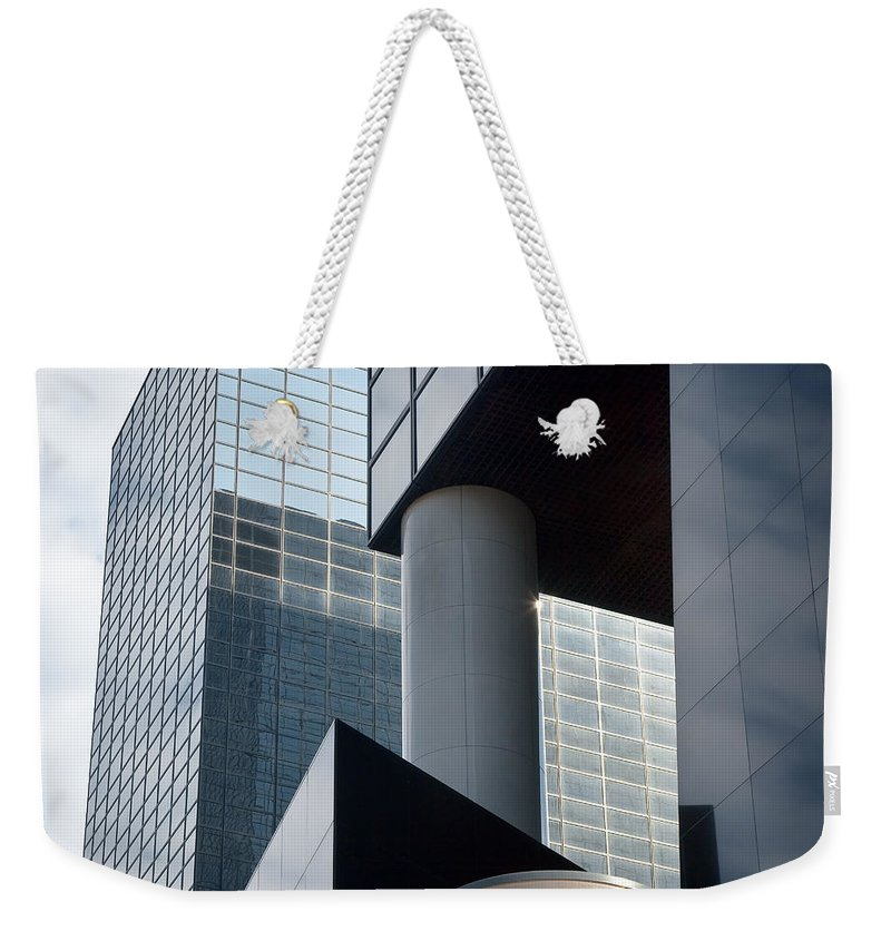 Business Weekender Tote Bag featuring the photograph Day Light by Dave Bowman