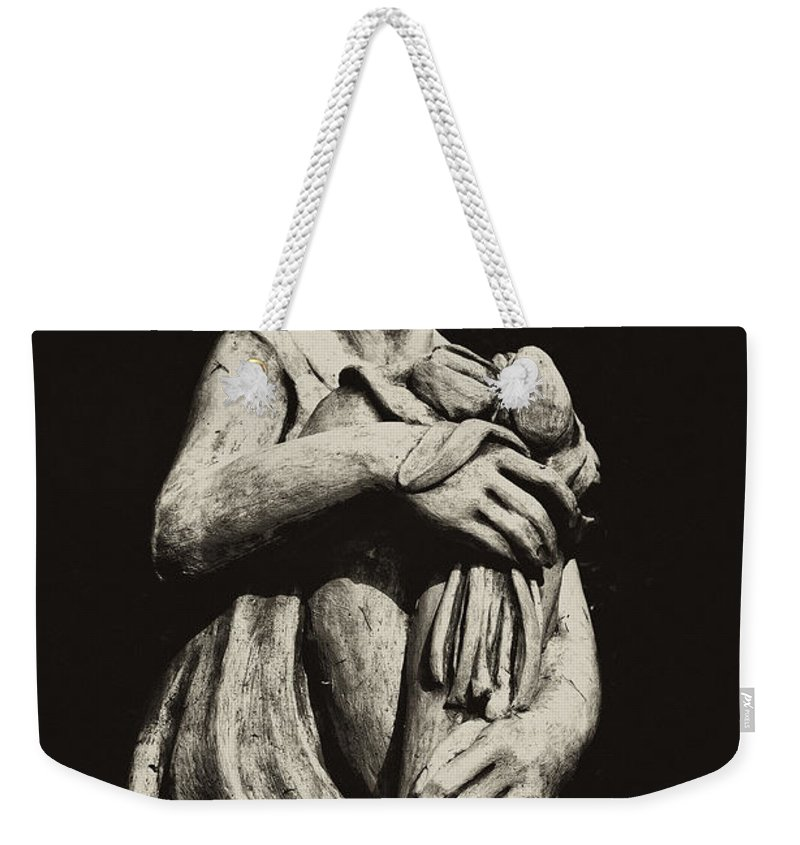 Whitemarsh Weekender Tote Bag featuring the photograph Daydreaming by Bill Cannon