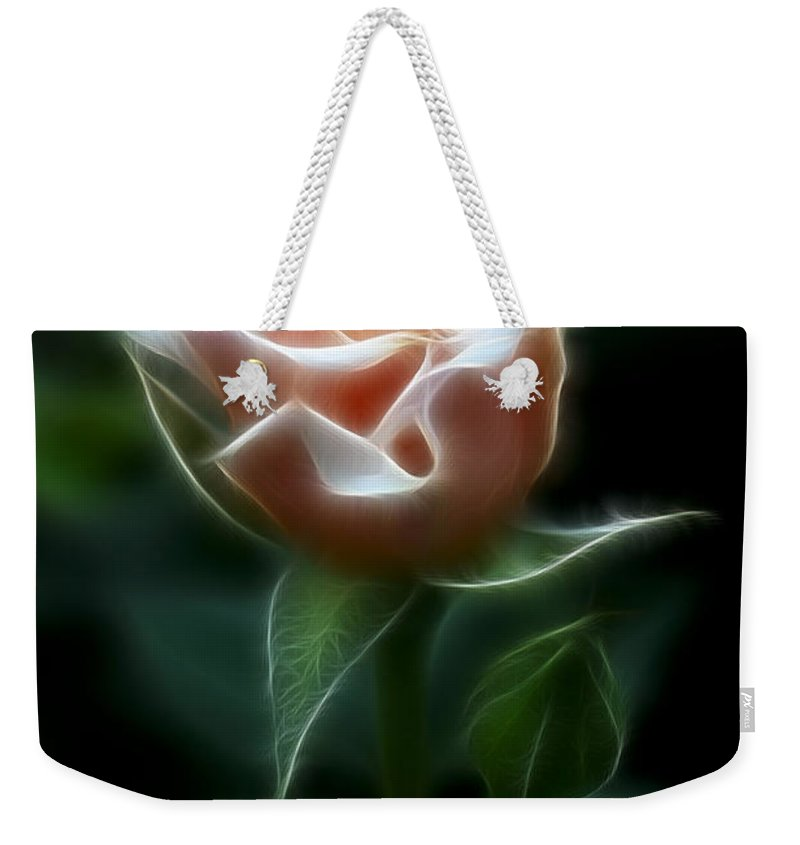 Photography Weekender Tote Bag featuring the photograph Delight In Beauty by Deborah Benoit