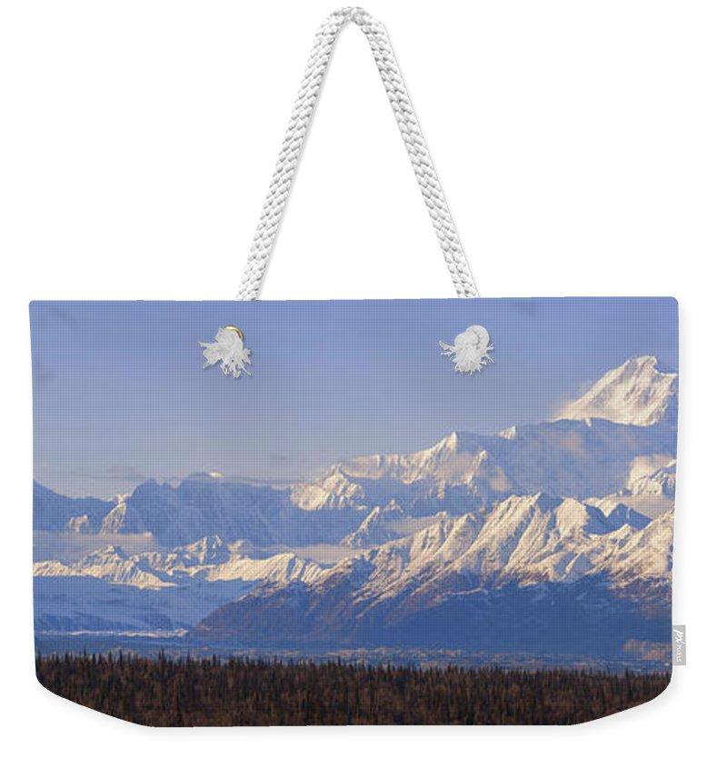 Denali Weekender Tote Bags