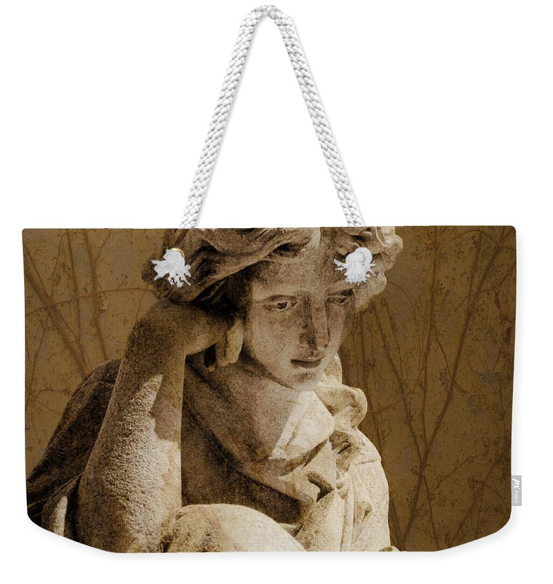 Maine Weekender Tote Bag featuring the photograph Departed by Gary Shepard