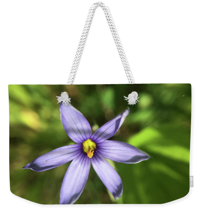 Flower Art Weekender Tote Bag featuring the photograph Desire It by Gary Andre