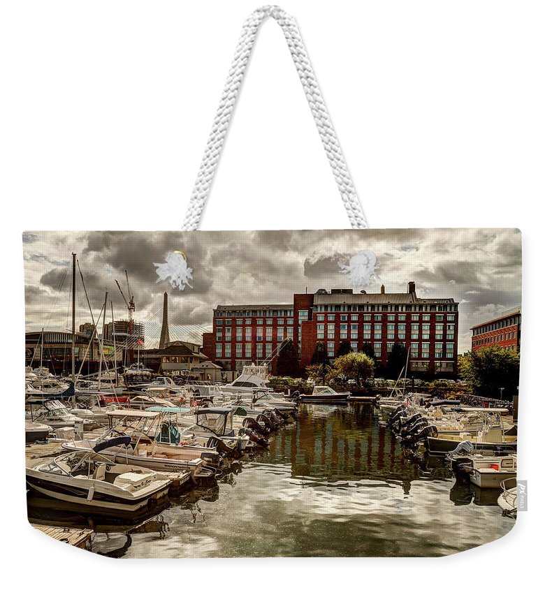 Photo Weekender Tote Bag featuring the photograph Desire by Masaki Ito