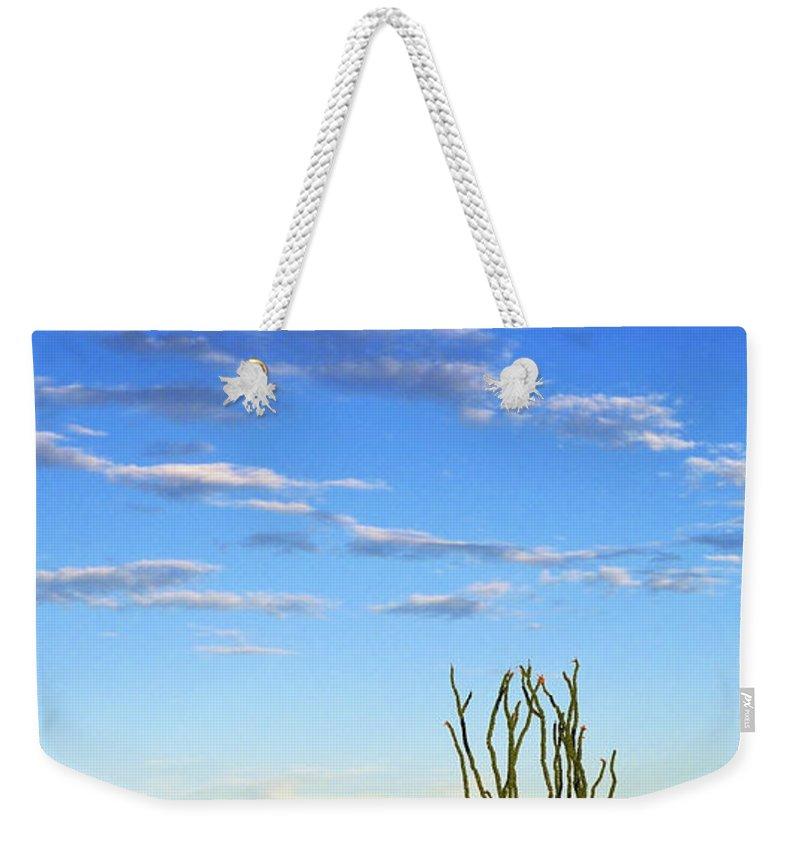 Desperado Weekender Tote Bag featuring the photograph Desperado by Skip Hunt